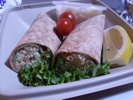 Chelsea Market Crab club wrap