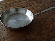 All-Clad 11-in. French Skillet, Stainless
