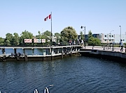 Piste Cyclable du Canal Lachine